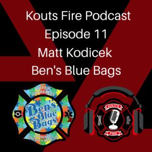 Ben's Blue Bags - Matt Kodicek